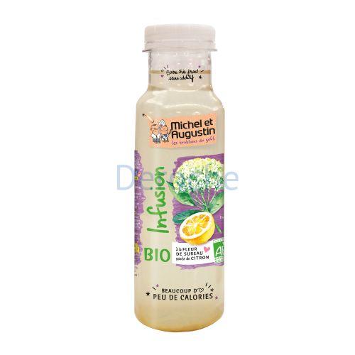 Infusion fleur de sureau citron bio