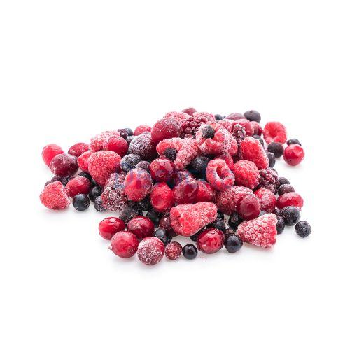 Mélange de 5 fruits rouges surgelés