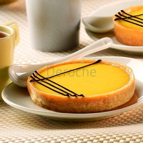 Tartelettes au citron surgelées