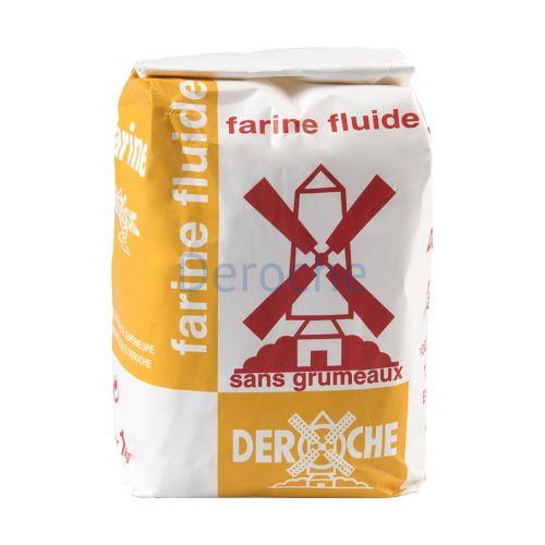 Farine fluide de blé t45