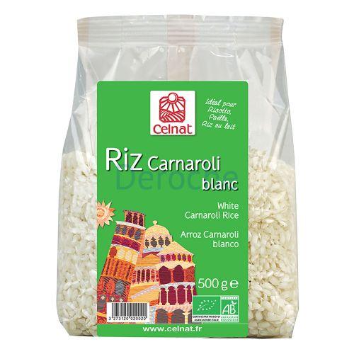 Riz long carnaroli blanc bio