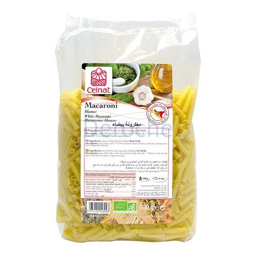 Macaroni blancs bio
