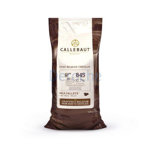 Callets - chocolat de couverture au lait