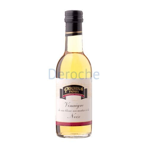 Vinaigre de vin blanc aromatisé à la noix 7% d'acidité