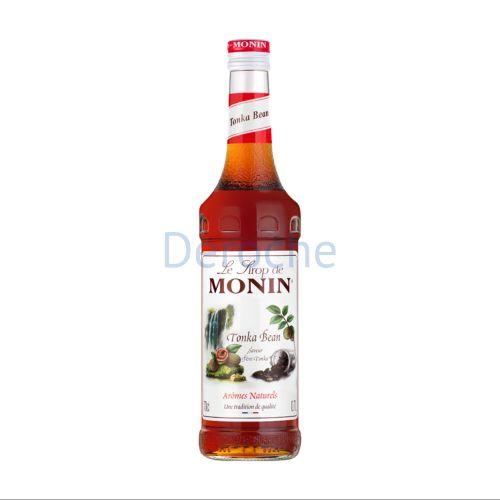 Sirop saveur feve tonka (bouteille en verre)