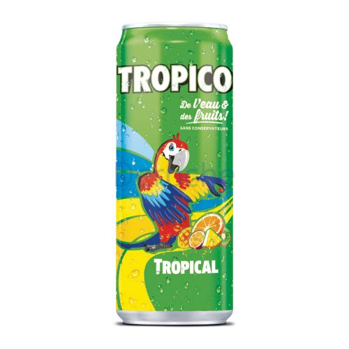 Tropico tropical - canette slim