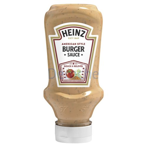 Sauce classique burger