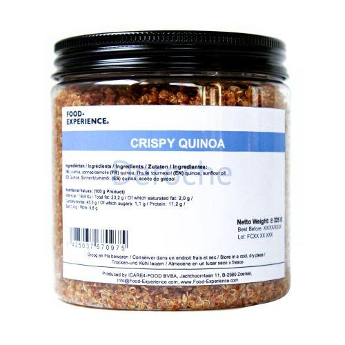 Quinoa crispy