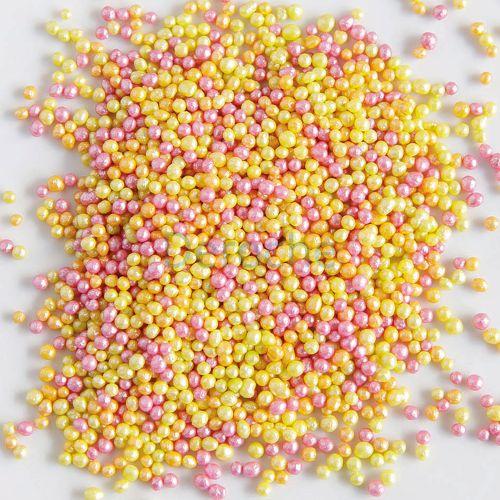 Extra mini perles en sucre