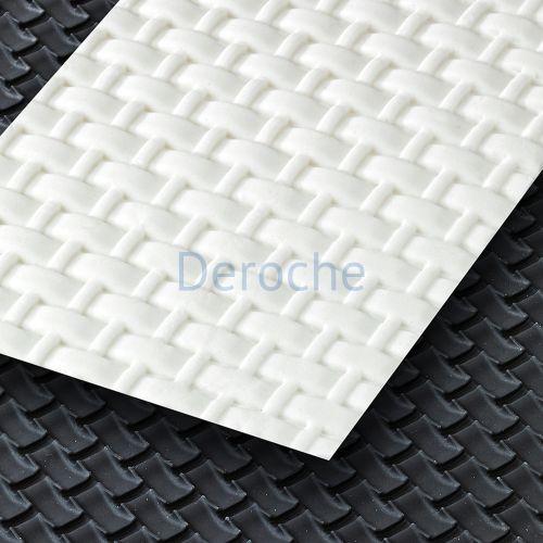 Tapis silicone - tressé - 60 x 40 cm