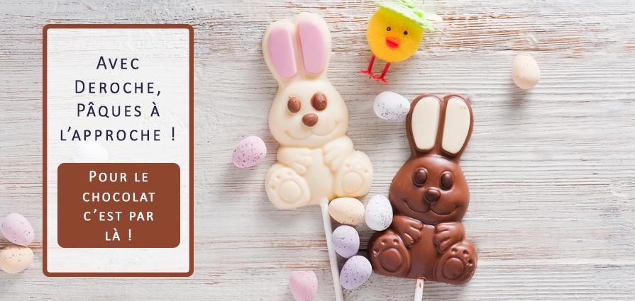 Pâques et Chocolats