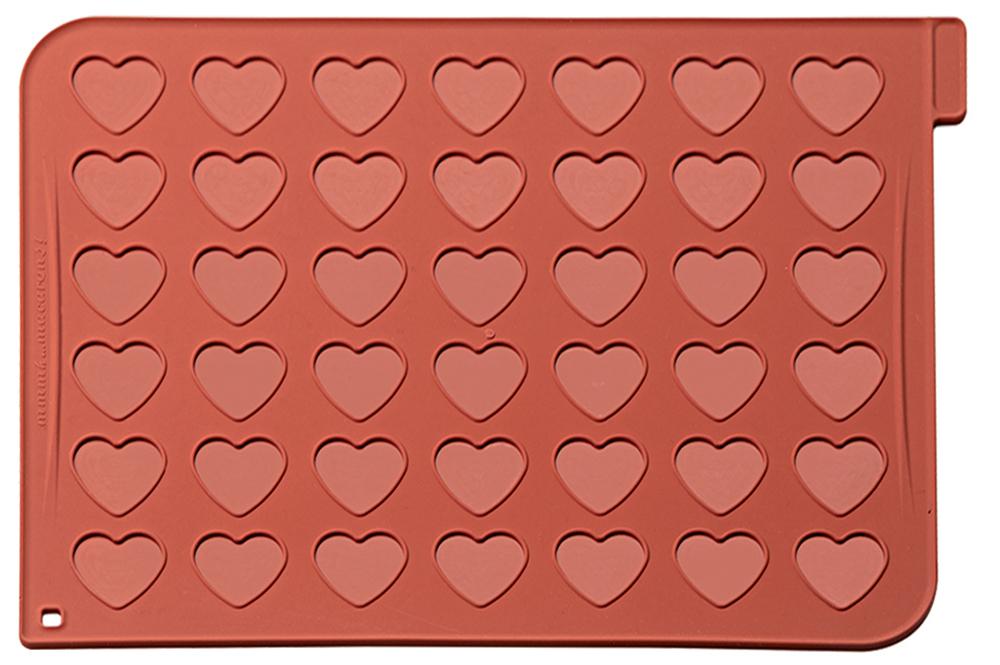 Plaque Macarons Coeurs