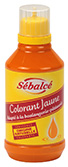 colorant alimentaire jaune sebalce